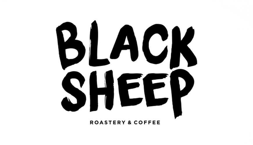 Black Sheep Micro Roastery & Coffee logo