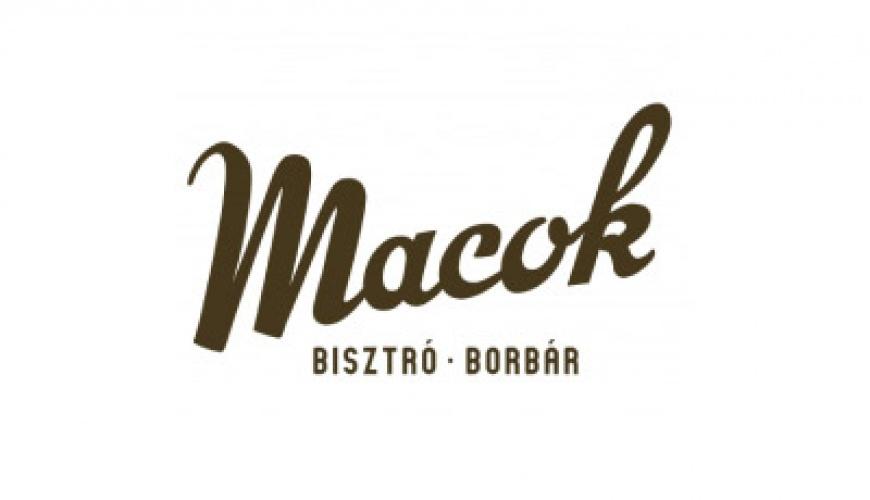 Macok Bisztró és Borbár logo