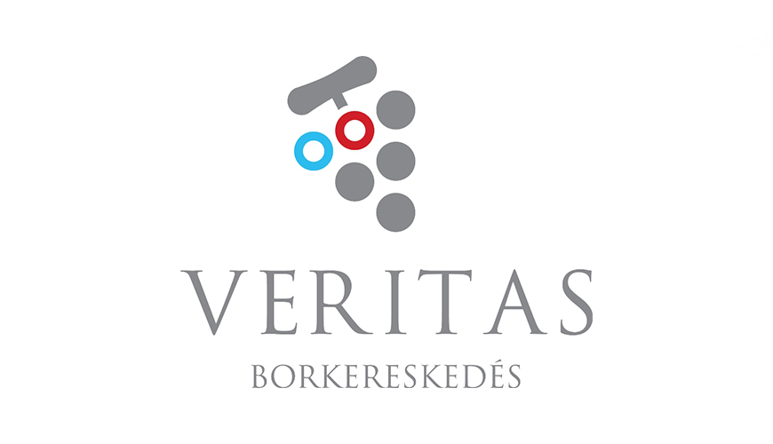Veritas Borkereskedés logo